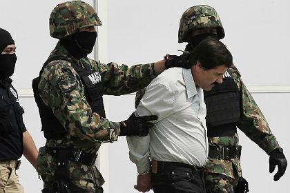 Мексиканский наркобарон-миллиардер Коротышка во второй раз сбежал из тюрьмы строгого режима
