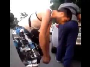 Невменяемый водитель под «спайсом» попал в ДТП