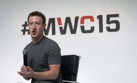 Марк Цукерберг: Вскоре люди смогут делиться мыслями, как сейчас они делятся фотографиями