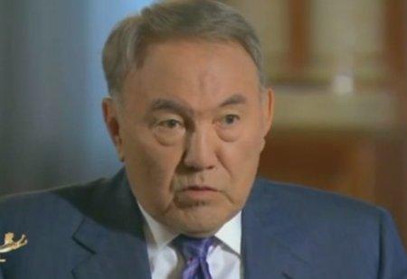 «С Назарбаевым о главном...»