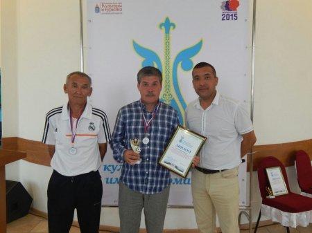 Мангистаусцы завоевали Кубок на международном турнире по мини-футболу  в Астраханской области