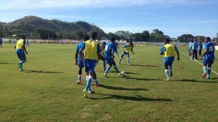 Сборная Фиджи по футболу обыграла Микронезию со счетом 38:0