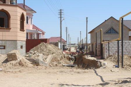 Жители Приморского не могут попасть в свои дома из-за ремонтных работ