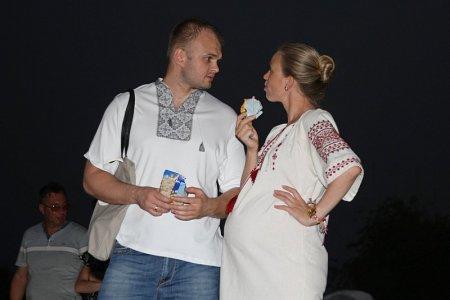 Украинская диаспора Актау встретила ночь Ивана Купалы