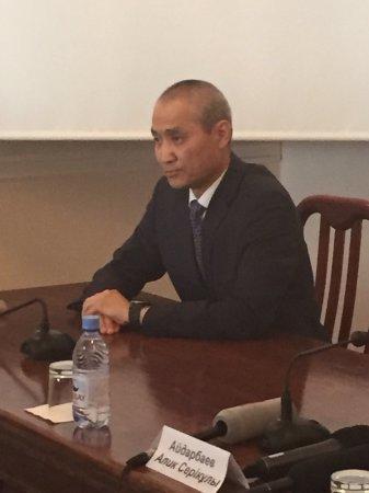 Акимом Актау назначен Серикбай Трумов