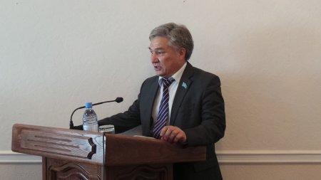 Марат Молдагулов: Едила Жанбыршина я лично считаю опорой и защитником народа
