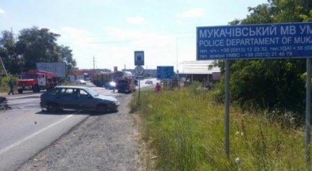 """Бойцы """"Правого сектора"""" устроили перестрелку в Закарпатье"""