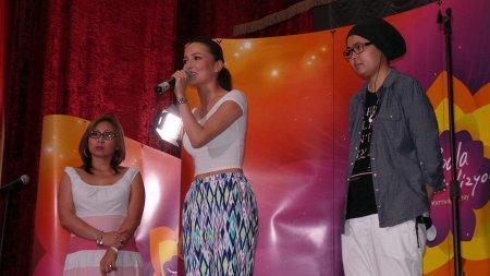 Аружан Сагынгалиева может представлять Мангистаускую область на международном песенном конкурсе «Bala Turkvizyon»