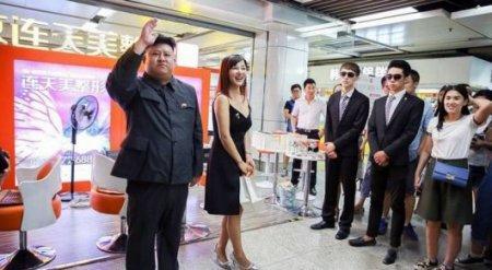 Китаец после пластической операции стал двойником Ким Чен Ына