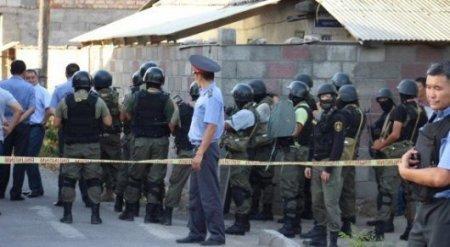 Ликвидированные в Бишкеке боевики являлись гражданами Казахстана - СМИ