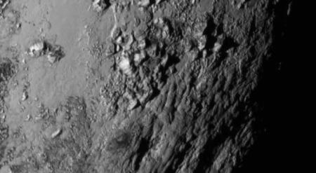 NASA показало уникальное видео с Плутона