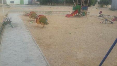 Детская площадка в 29 микрорайоне