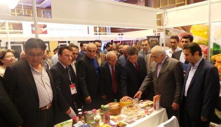 Выставка иранских товаропроизводителей открылась в Актау