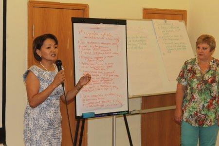 Для мангистауских работников ПКСК организовали летнюю школу