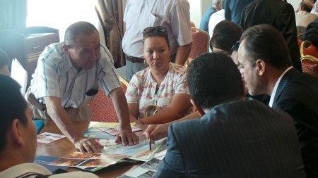 В Актау стартовал бизнес-форум «Инвестиционные возможности Мангистауской области и провинций Исламской Республики Иран»