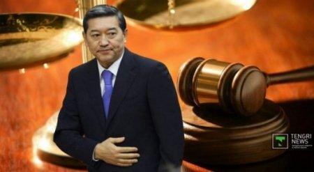 Серик Ахметов предстал перед судом в Караганде