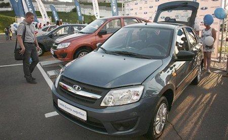 АвтоВАЗ с 1 августа повысит цены на три модели Lada