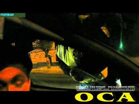 В Караганде дорожный полицейский поверг в шок водителя, сообщив ему причину остановки