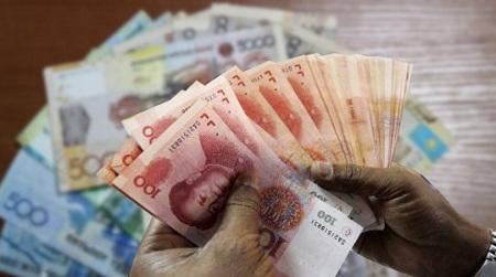 Обесценение юаня опасно тем, что тенге придется девальвировать