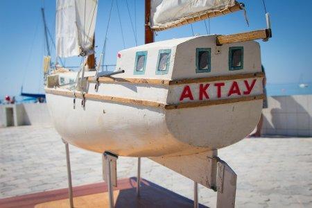 В Актау стартовала XXIV Каспийская регата «Золотой Нактоуз»