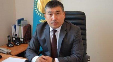 Замакима Костаная задержан с поличным во время получения взятки - суд