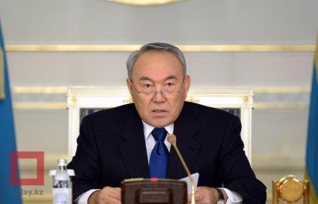 Назарбаев подписал поправки в законодательство по вопросам пенсионного обеспечения