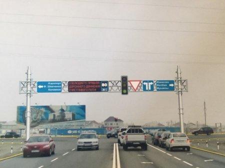 Административная полиция предложила модернизировать светофоры на главных дорогах Актау