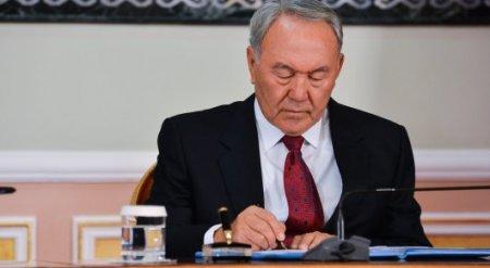 Назарбаев ратифицировал присоединение Кыргызстана к ЕАЭС