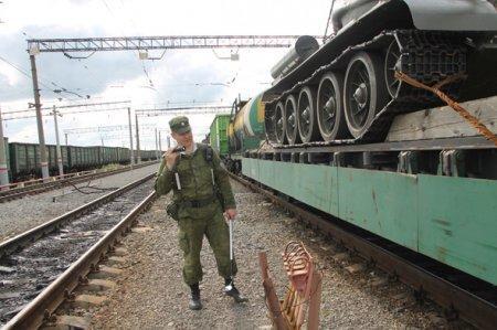 Танк времен ВОВ пытались незаконно ввезти в Казахстан из России