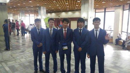 Бекжан Бекболатулы из Актау в составе национальной сборной стал серебряным призером международной олимпиады по информатике (IOI)
