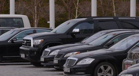 Служебные авто Парламента превысили лимит пробега на миллионы тенге