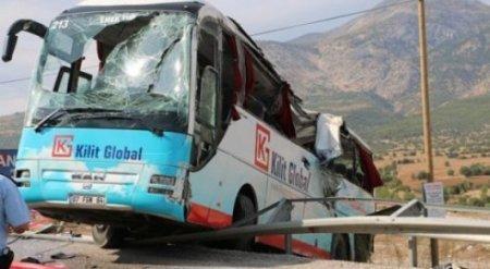 ДТП в Турции: МИД назвал имена находившихся в автобусе казахстанцев