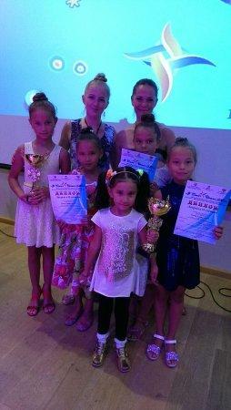Воспитанники театра танца «А.Р.Т.» из Актау стали лауреатами I и II премий на международном фестивале «У самого Черного моря» в Сочи