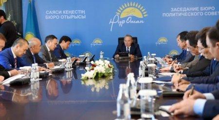 Назарбаев поручил правительству и акимам всемерно экономить средства