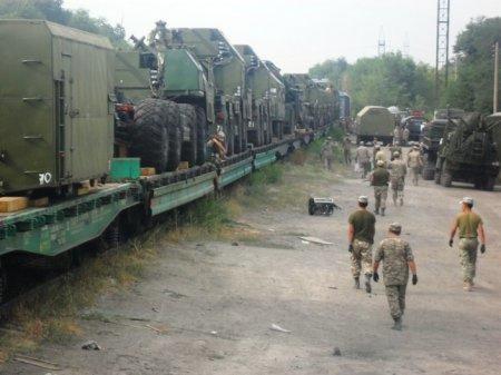 Казахстан получил от России пять зенитно-ракетных комплексов
