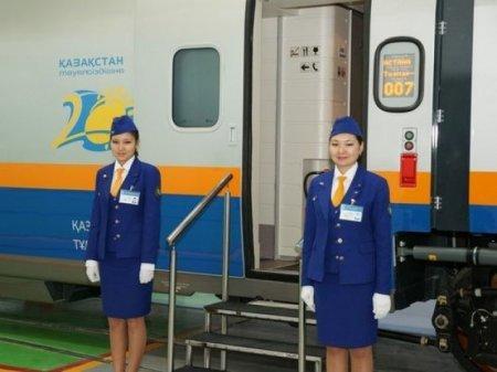 С 1 сентября железнодорожники РК будут работать в режиме неполной рабочей недели