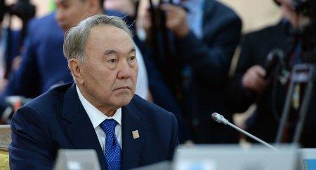 Назарбаев: надо установить мораторий на различные инициативы до 2018 года