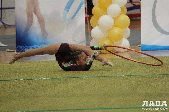 В Актау прошел турнир по художественной гимнастике «Каспийские звездочки»