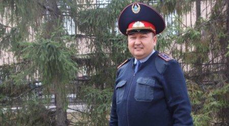 Полицейский принял роды на посту в Астане