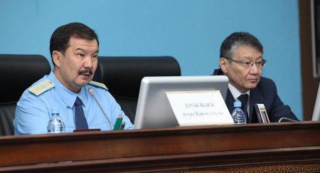 Даулбаев: угроза экстремизма не снижается в Казахстане