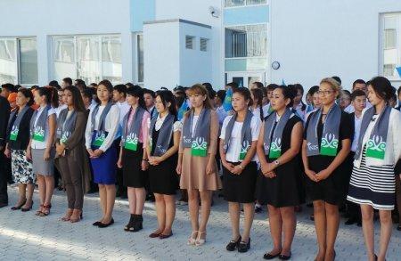 В Актау открылась Назарбаев Интеллектуальная школа