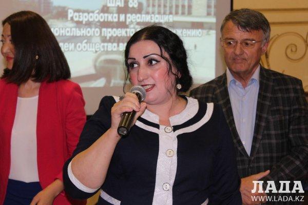 В Актау начала работать молодежная организация «Жас Канат»