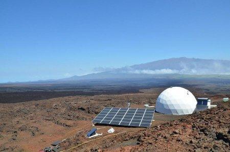 Имитация жизни на Марсе: Шестеро добровольцев проведут год в изоляции
