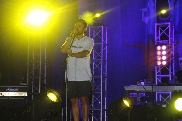 Макс Корж обещал приехать на следующий «Aktau Open Fest»