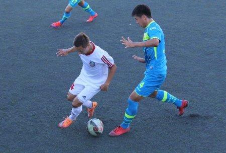 Футбольный клуб «Каспий» проиграл темиртаускому «Булат-АМТ»