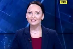 Украинская телеведущая без запинки произнесла слово из 58 букв