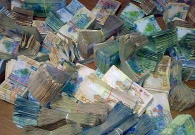 На госгранице Казахстана задержан аксакал-миллионер