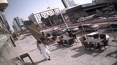 Жителя Саудовской Аравии спасло чудо