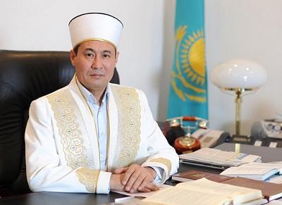 Верховный муфтий поздравил казахстанцев с предстоящим Курбан айтом