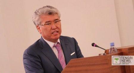 Министр культуры РК прокомментировал скандальную аудиозапись в Интернете